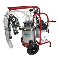 Mobile Milking Machines
